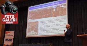 KMBŞB'den Deprem Haftası'nda farkındalık eğitimi