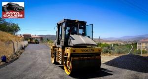 Dulkadiroğlu Belediyesi'nden Kırım Mahallesine asfalt tamamlandı