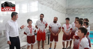 Madalyalı Şehrin Sporcuları madalyaları sildi süpürdü