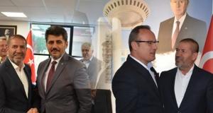 MÜSİAD'tan Cumhur İttifakı'na ziyaret