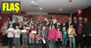 24 Kasım Öğretmen Günü Satranç Turnuvası sona erdi