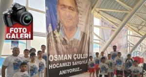 Sporcuları Osman Çullu'yu başarıları ile yad ettiler