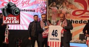Kahramanmaraşspor, 100 bin forma bağışını aştı!