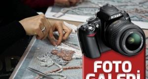 Sanatsal Mozaik Kursu'na yoğun ilgi gösteriliyor