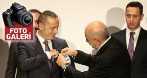 FIFA hakemlerine kokartları törenle takıldı