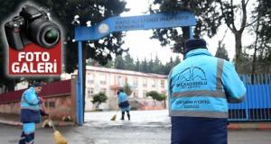 Dulkadiroğlu Belediyesi'nden okullara özel çalışma