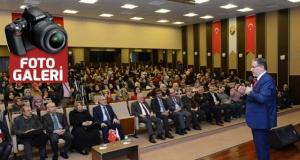 Prof. Karataş 'Sünnetin Doğru Anlaşılması ve Hayata Yansıması'nı anlattı