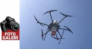 Tıbbi malzeme teslimatının en hızlı, etkili ve temassız yolu:  Dronlar