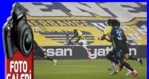 Fenerbahçe, Trabzonspor'u 3-1 ile geçti