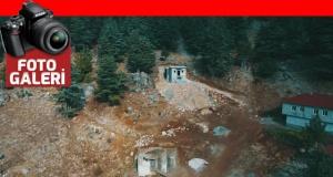 Kurucaova Mahallesi Karagöz Obasında depo yenileme çalışmaları tamamlandı