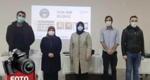 Afşin'de Yazar-Okur Buluşmaları yapıldı