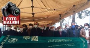 AK Parti Milletvekili Ahmet Özdemir acı günü
