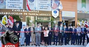 Kahramanmaraş'ın İlk Arabuluculuk ve Tahkim Merkezi törenle hizmete açıldı