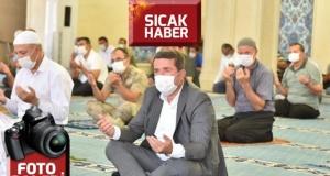 Azerbaycan şehitleri için Türkoğlu'nda mevlit okutuldu