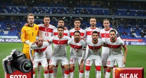 Önce Rusya, sonra Türkiye: 1-1