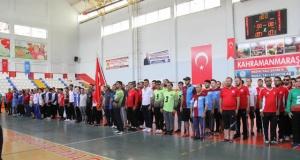 Goalball 3. ve 4. Lig maçları Kahramanmaraş'ta yapılıyor