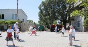 Köseli Mahallesi Alo Spor Projesine başladı