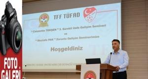 KSÜ ve TÜFAD'tan Gelişim Semineri