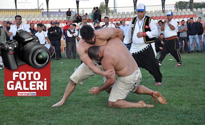 2. Uluslararası Elbistan Şalvar Güreşi Festivali