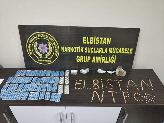 Aile süsü vererek uyuşturucu sevkiyatı polise takıldı