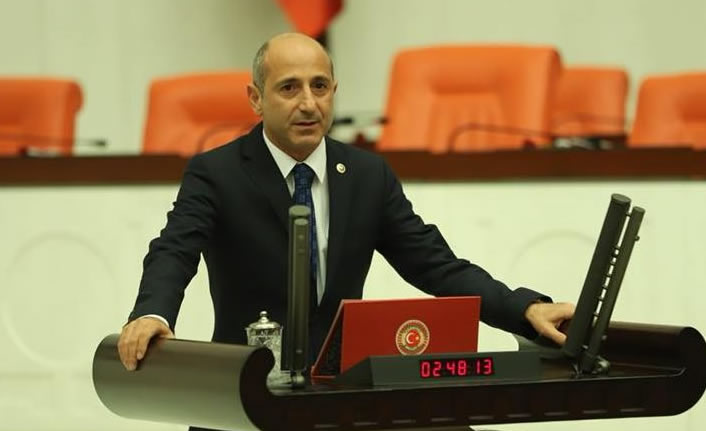 CHP'li Ali Öztunç, Göksun'u gündeme getirdi