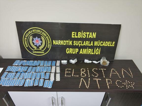 Gaziantep'ten getirilen uyuşturucuya operasyon