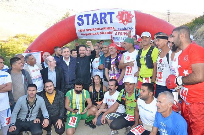 EAE Ultramaraton Türkiye Şampiyonası start aldı