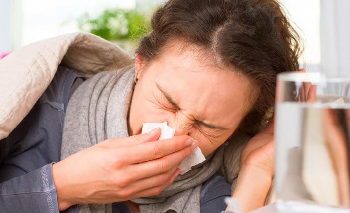 Grip olmak zorunda değilsiniz