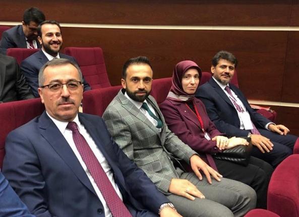 Güngör, AK Parti İl Başkanları Toplantısına katıldı