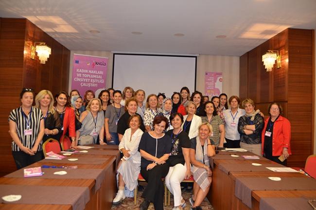 Kadın Hakları ve Toplumsal Cinsiyet Eşitliği Çalıştayı