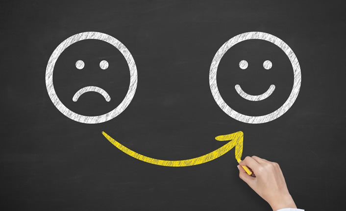 Pozitif psikoloji ile hayata bakış olumlu yönde değiştirilebilir