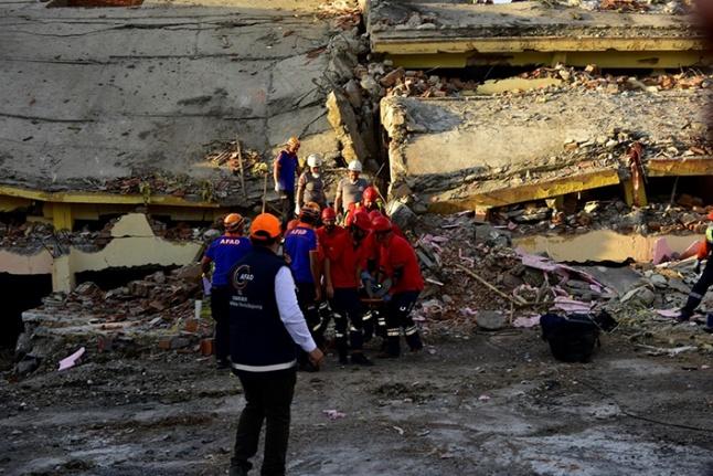 Ulusal Deprem Tatbikatı gerçeği aratmadı