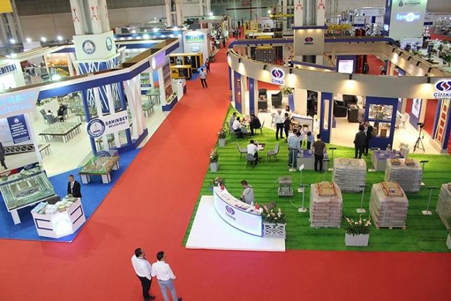 Yapı, inşaat, dekorasyon malzemeleri ve teknolojileri fuarı 3 Ekim'de açılıyor