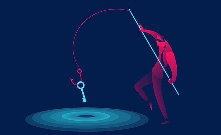Siber saldırıların %90'ı kimlik avı ile başlıyor