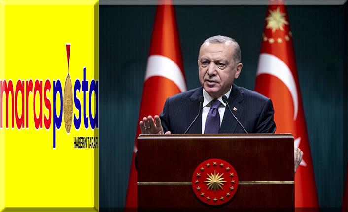 Cumhurbaşkanı Erdoğan, millete seslendi!