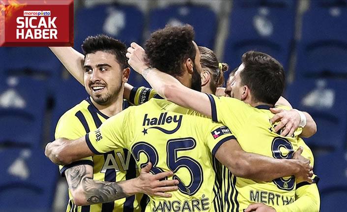 Fenerbahçe, son şampiyonu deplasmanda yendi: 2-1