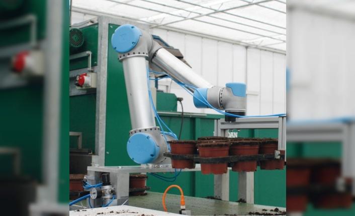 Gelecek işbirlikçi robotların ve İHA'ların