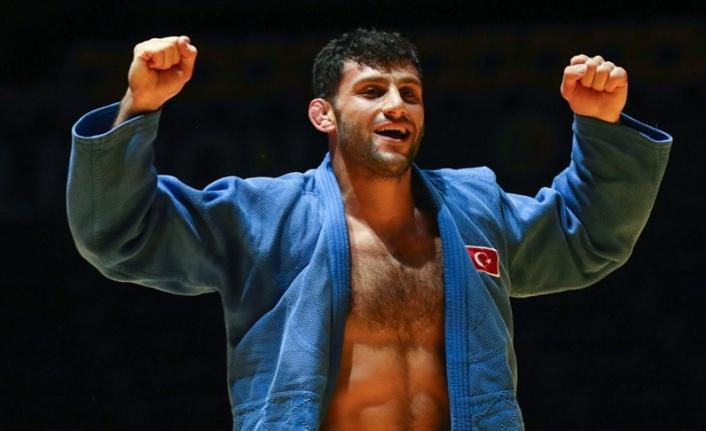 Milli judocu Vedat Albayrak'ın hedefi Tokyo'da altın madalya