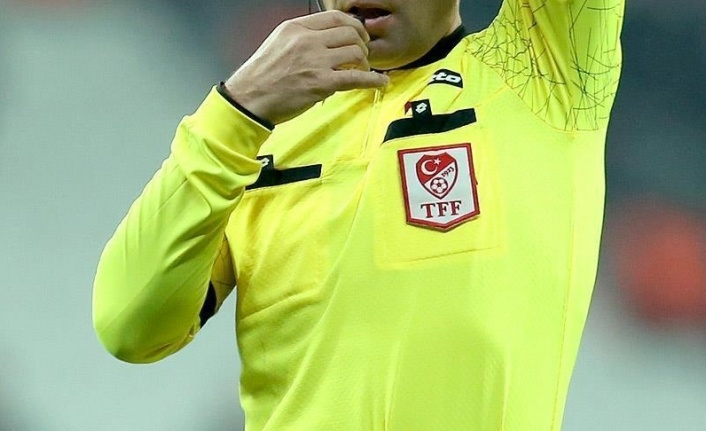 Süper Lig'de 39. Hafta hakemleri