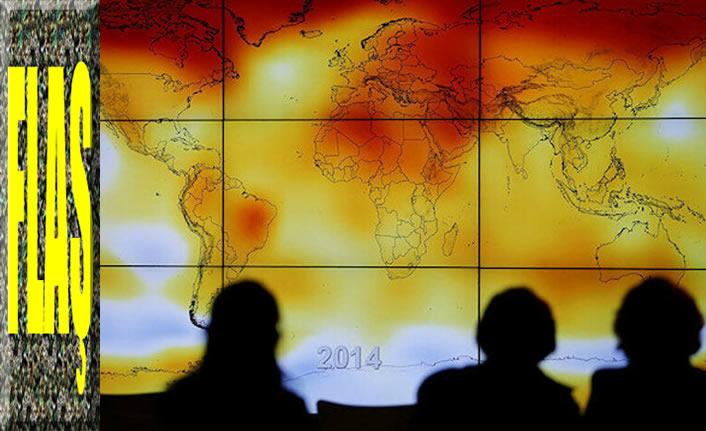 WMO: 2020 en sıcak 3 yıldan biri oldu!