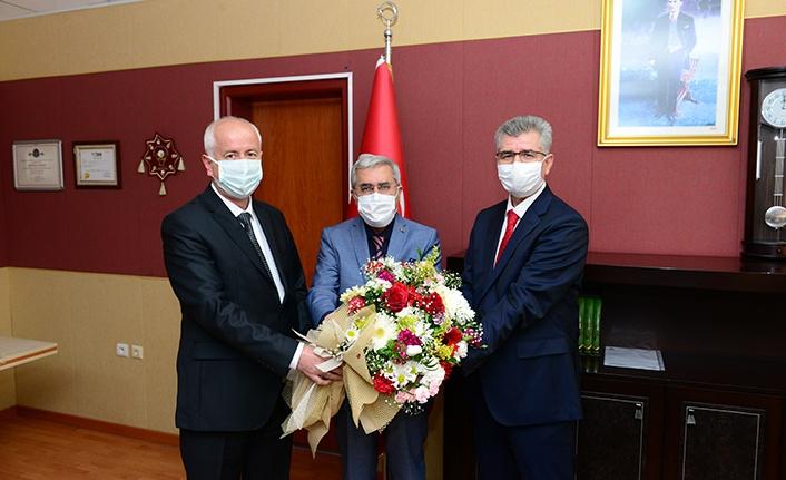 Ziraat Fakültesi Dekanlığına Prof. Dr. Galip Bakır atandı