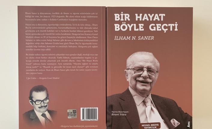 Aksigorta'dan sektöre ve Cumhuriyet tarihine ışık tutan bir kitap!