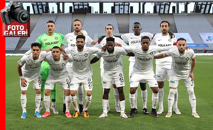 Altay, 18 yıl sonra Süper Lig'de