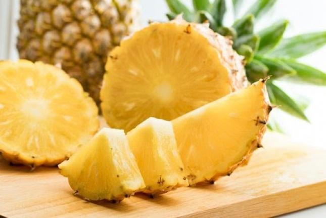 Ananasın sağlık açısından faydaları