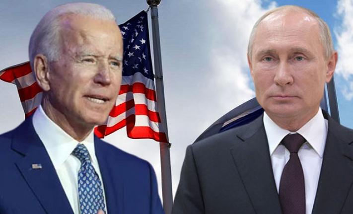 Biden-Putin, 16 Haziran'da Cenevre'de görüşecek!