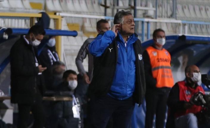 BŞB Erzurumspor'da teknik direktör  Vural ile yollar ayrıldı