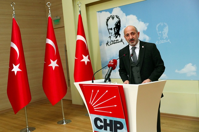 CHP, Su Araştırmaları Komisyonu kuruldu