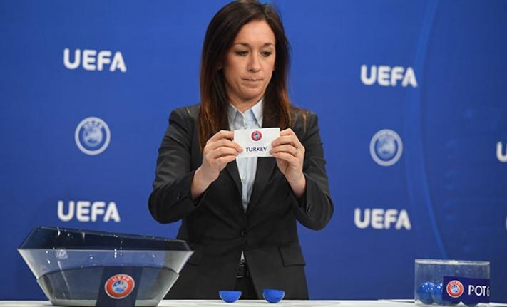Kadınların Dünya Kupası rakipleri belli oldu