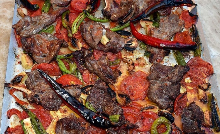 'Keskin tava'sı Kırıkkale'de iftar sofralarına lezzet katıyor