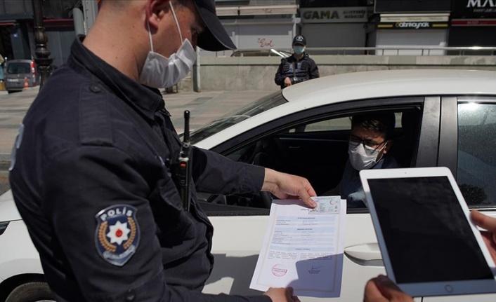 """Manuel """"izin belgesinin"""" süresi 12 Mayıs'a kadar uzatıldı"""